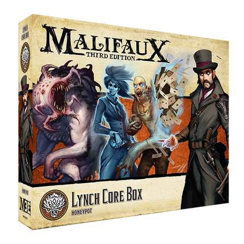 Jakob Lynch Core Box - Wyrd Miniatures - Online Store