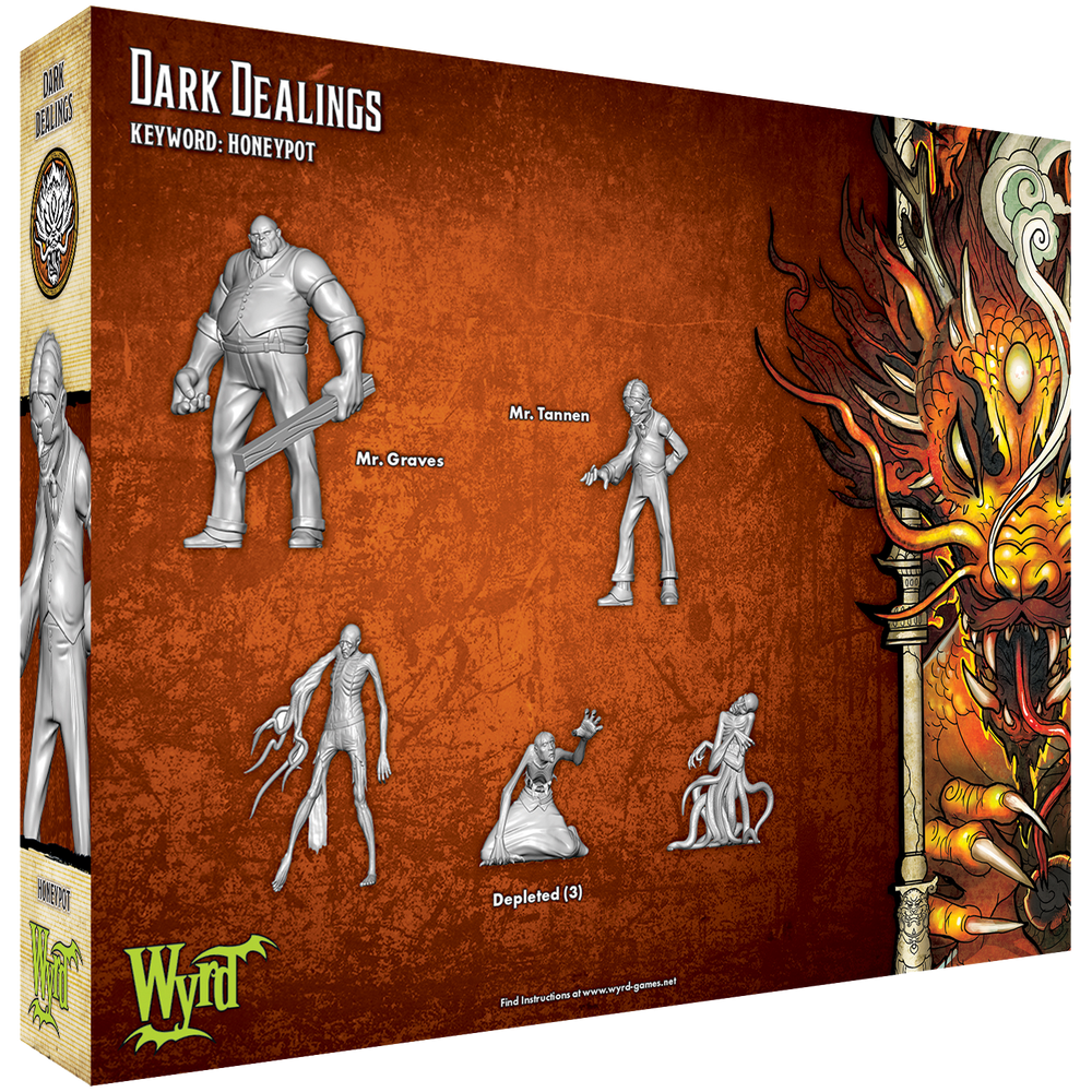 Load image into Gallery viewer, Dark Dealings - Wyrd Miniatures - Online Store