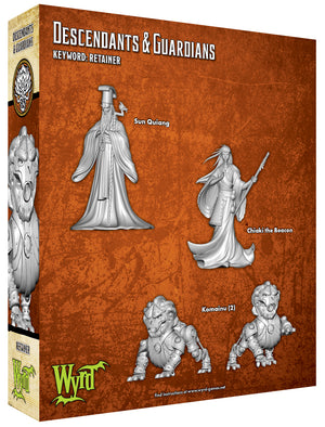 Load image into Gallery viewer, Descendants and Guardians - Wyrd Miniatures - Online Store