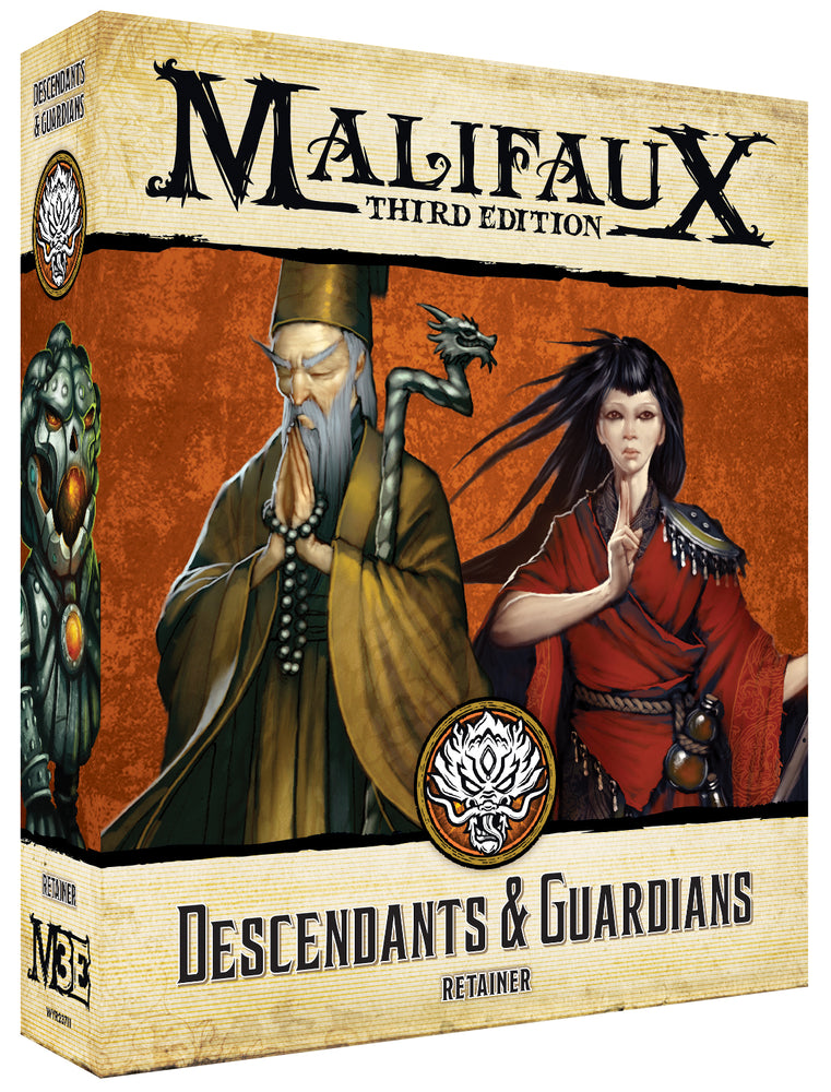 Descendants and Guardians - Wyrd Miniatures - Online Store