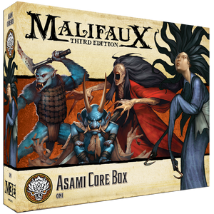 Load image into Gallery viewer, Asami Core Box - Wyrd Miniatures - Online Store