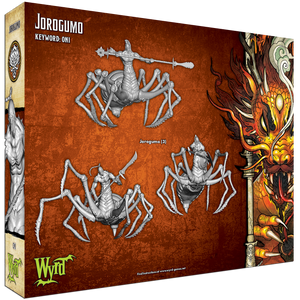 Load image into Gallery viewer, Jorogumo - Wyrd Miniatures - Online Store