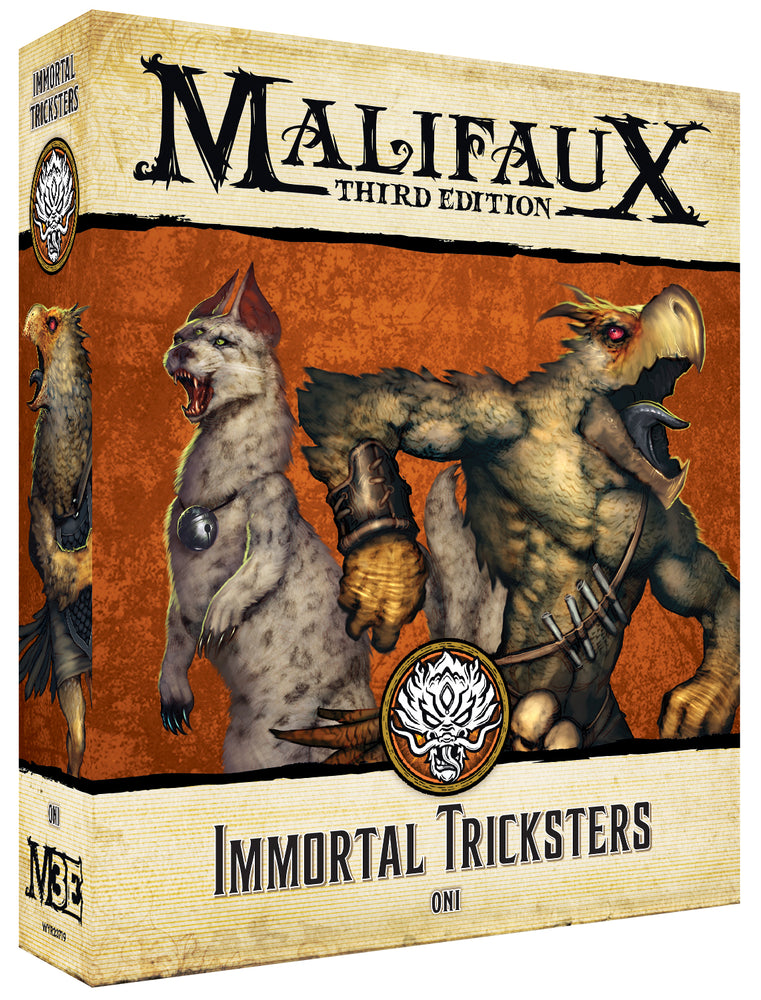 Load image into Gallery viewer, Immortal Tricksters - Wyrd Miniatures - Online Store