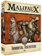 Immortal Tricksters - Wyrd Miniatures - Online Store