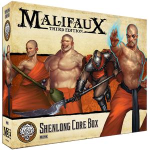 Load image into Gallery viewer, Shenlong Core Box - Wyrd Miniatures - Online Store
