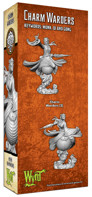 Load image into Gallery viewer, Charm Warders - Wyrd Miniatures - Online Store