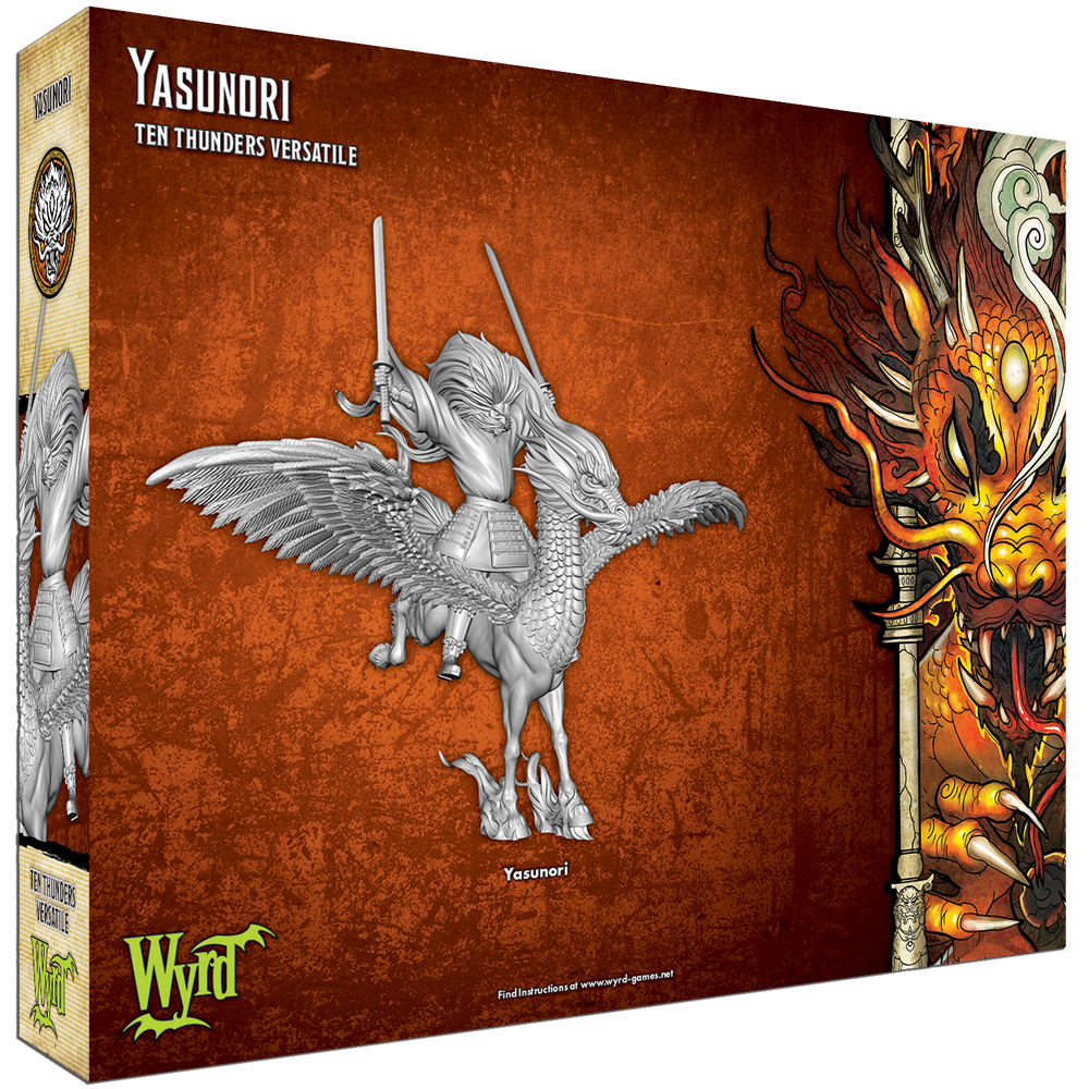 Load image into Gallery viewer, Yasunori - Wyrd Miniatures - Online Store