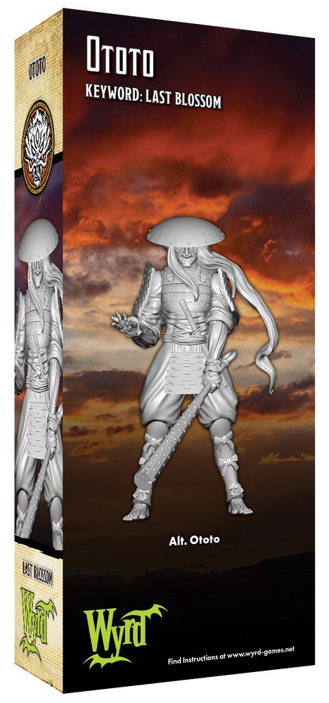 Load image into Gallery viewer, Alt Ototo - Wyrd Miniatures - Online Store