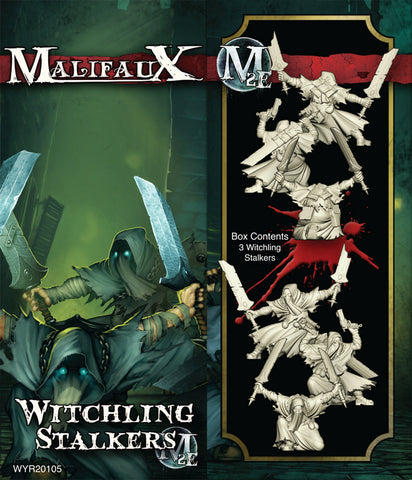 Witchling Stalkers (3 pack) - Wyrd Miniatures - Online Store