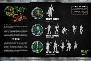 Load image into Gallery viewer, Abyssinia Allegiance Box - Wyrd Miniatures - Online Store