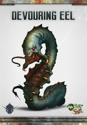 Load image into Gallery viewer, Devouring Eel - Wyrd Miniatures - Online Store
