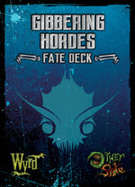 Gibbering Hordes Fate Deck - Wyrd Miniatures - Online Store