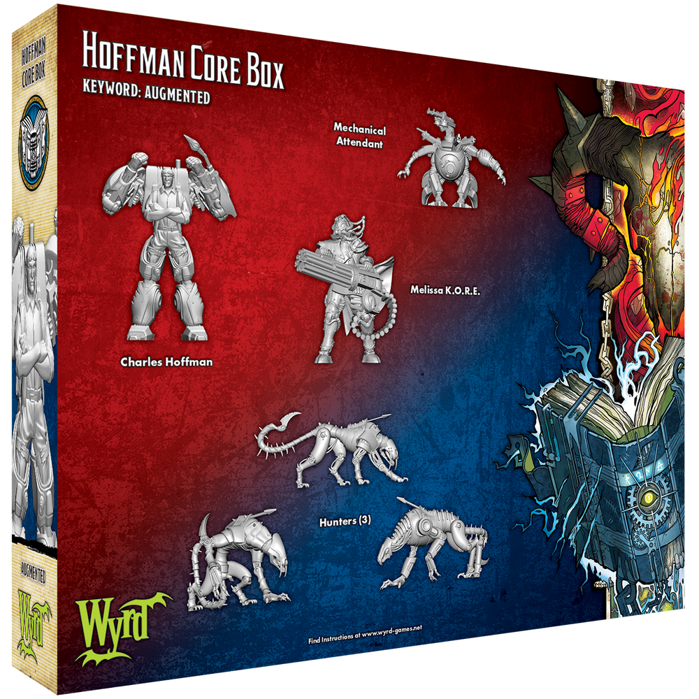 Hoffman Core Box - Wyrd Miniatures - Online Store