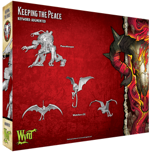 Load image into Gallery viewer, Keeping the Peace - Wyrd Miniatures - Online Store