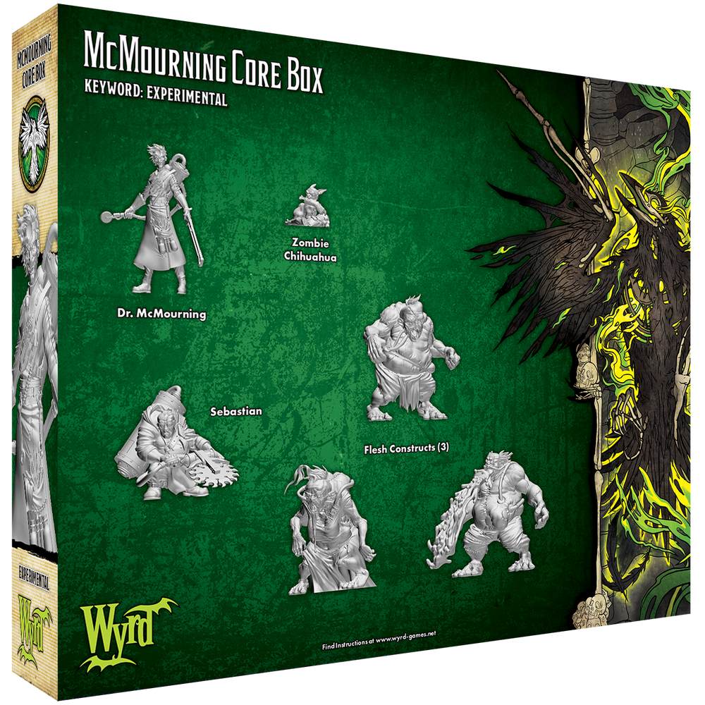 McMourning Core Box - Wyrd Miniatures - Online Store
