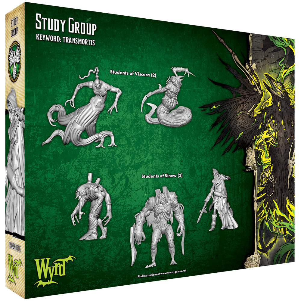 Load image into Gallery viewer, Study Group - Wyrd Miniatures - Online Store