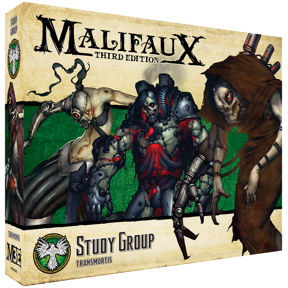 Study Group - Wyrd Miniatures - Online Store