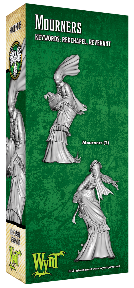 Mourners - Wyrd Miniatures - Online Store