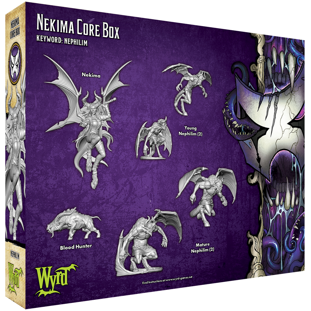 Load image into Gallery viewer, Nekima Core Box - Wyrd Miniatures - Online Store