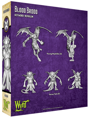 Load image into Gallery viewer, Blood Brood - Wyrd Miniatures - Online Store