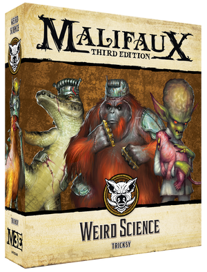 Load image into Gallery viewer, Weird Science - Wyrd Miniatures - Online Store