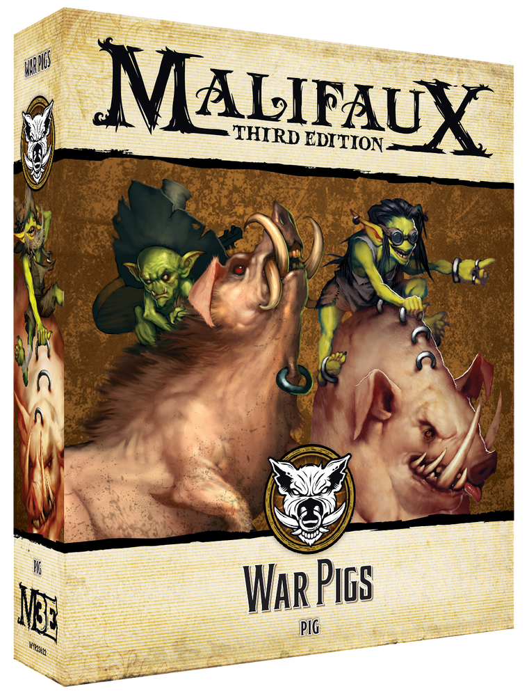 Load image into Gallery viewer, War Pigs - Wyrd Miniatures - Online Store