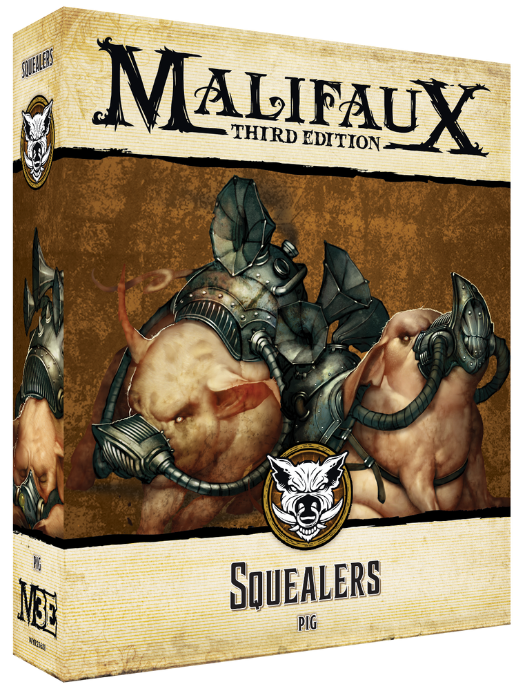 Squealers - Wyrd Miniatures - Online Store