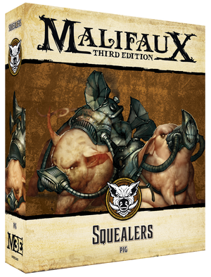 Load image into Gallery viewer, Squealers - Wyrd Miniatures - Online Store