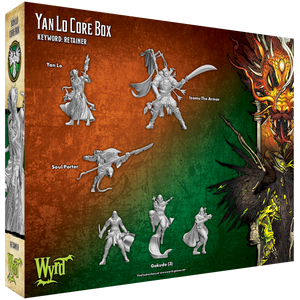 Load image into Gallery viewer, Yan Lo Core Box - Wyrd Miniatures - Online Store