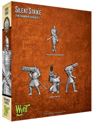 Load image into Gallery viewer, Silent Strike - Wyrd Miniatures - Online Store