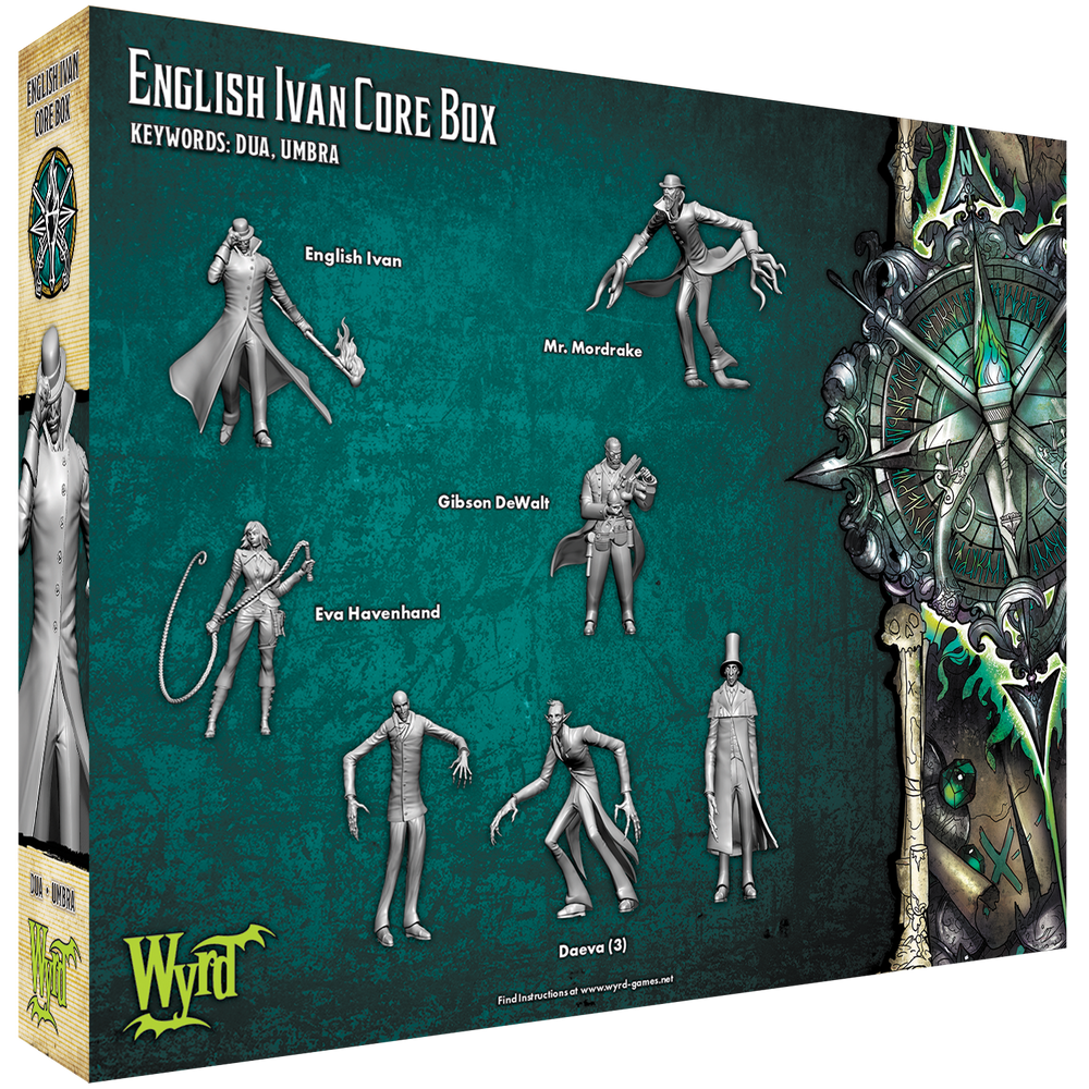 English Ivan Core Box - Wyrd Miniatures - Online Store