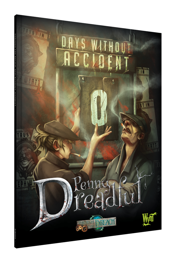 Penny Dreadful: Days Without Accident - Wyrd Miniatures - Online Store