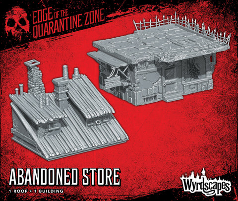 WyrdScapes - Abandoned Store - Wyrd Miniatures - Online Store