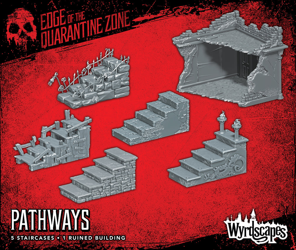 Wyrdscapes - Pathways - Wyrd Miniatures - Online Store