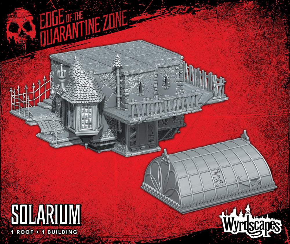 Load image into Gallery viewer, WyrdScapes - Solarium - Wyrd Miniatures - Online Store