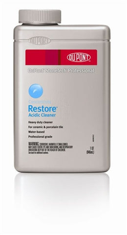 STONETECH® RESTORE™ Acidic Cleaner Qt. - Mr. Stone, LLC