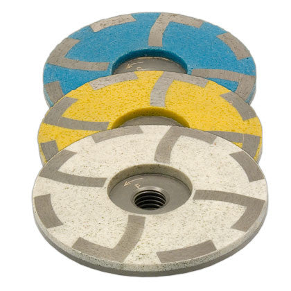 Resin Cup Wheel - Mr. Stone, LLC