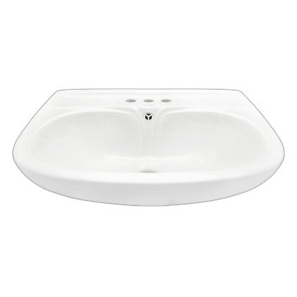 DiMonte Porcelain Sink AL-305W - Mr. Stone, LLC