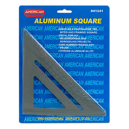 Aluminum Sqaure (Triangle) - Mr. Stone, LLC