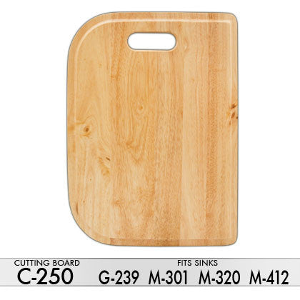 DiMonte C-250 Cutting Board (for G-239, SP-320, SP-301, M-412) - Mr. Stone, LLC