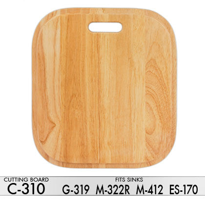 DiMonte C-310 Cutting Board (for G-322R, G-319, M-412, ES-170) - Mr. Stone, LLC