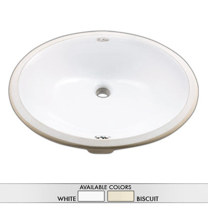 DiMonte Porcelain Sink AL-01U - Mr. Stone, LLC