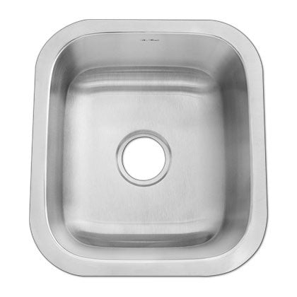 DiMonte Square Bar/Prep Sink ES-170 - Mr. Stone, LLC