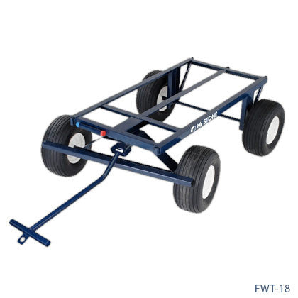 Four Wheel Trailer - Mr. Stone, LLC