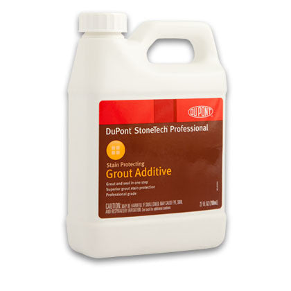 DuPont StoneTech Stain Protecting Grout Additive - Mr. Stone, LLC