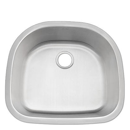 DiMonte D-Shaped Sink M-249