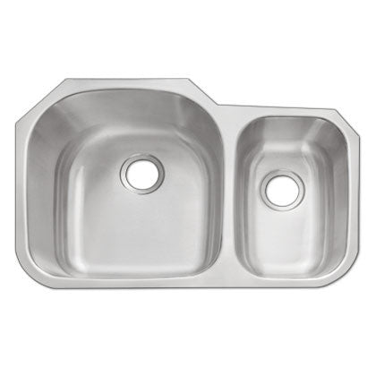 DiMonte 70-30 Sink M-321R - Mr. Stone, LLC