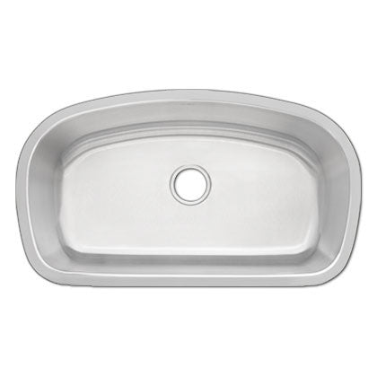 DiMonte Large Rounded Sink - Mr. Stone, LLC