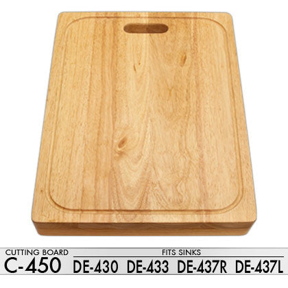 DiMonte C-450 Cutting Board (for DE-430, DE-433, DE-437L/R) - Mr. Stone, LLC
