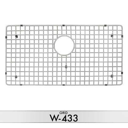 DiMonte W-433 Sink Grid (Fits Sink DE-433) - Mr. Stone, LLC